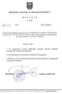 Reshenie-Ministerstva-yustitsii-Moldovy-o-registratsii-zhurnala
